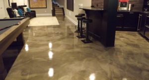 Epoxy & Specialty Floor Coating