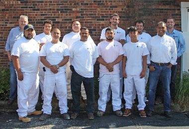 Progressive Painting & Coatings Team