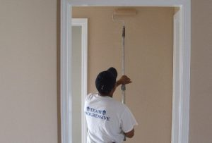 Residential painting presents opportunities for custom coatings.