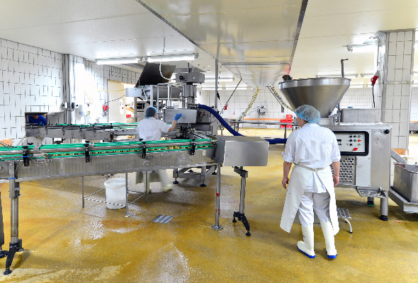 Epoxy Flooring in Food Manufacturing Facilities
