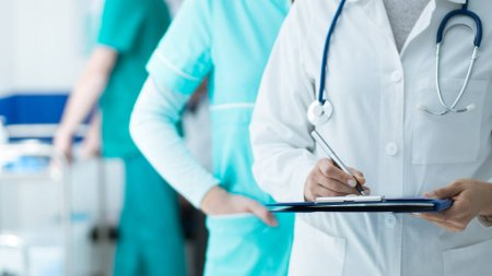 Antimicrobial Epoxy Flooring in Healthcare Facilities